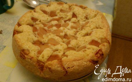 Рецепт Яблочный пирог Шарлотка по маминому рецепту в мультиварке