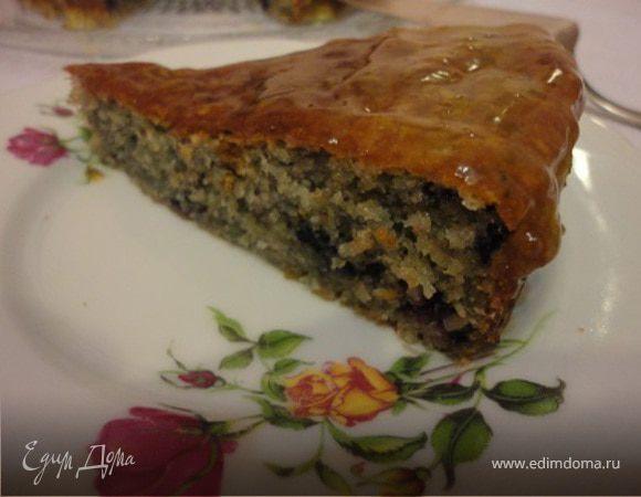 Нежный сметанный пирог