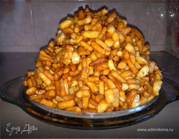 Восточная сладость: Чак-чак