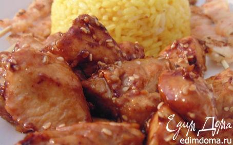 Рецепт Куриное филе по-китайски