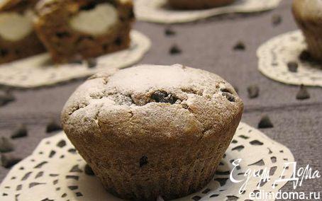 Рецепт Ржаные кексы с сюрпризом