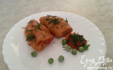 Рецепт Обычные голубцы + хороший способ подготовки капустных листьев