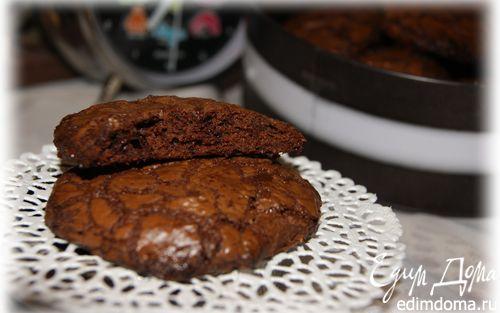 Рецепт Самое любимое шоколадное печенье
