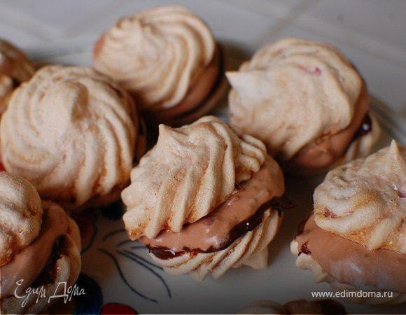 Пирожное «Воздушные поцелуи»