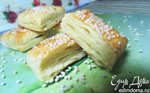 Рецепт – Слоеное картофельное печенье