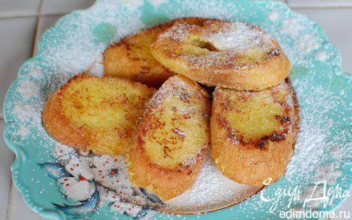 Рецепт Ананасовые французские тосты