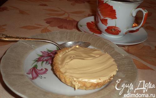 Рецепт Тарталетки с карамельно-сливочной начинкой