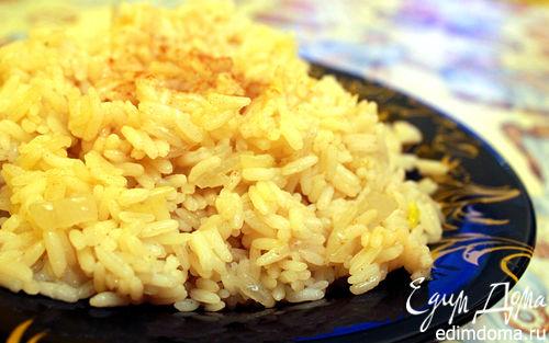 Рецепт Ароматный рис с корицей