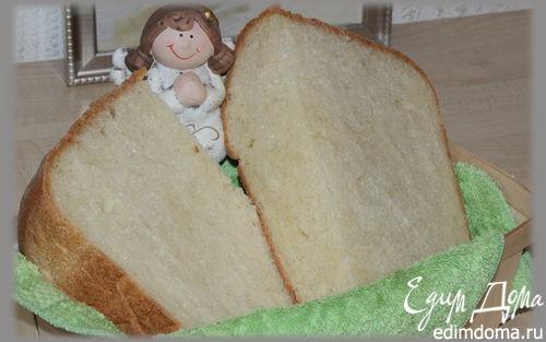Рецепт Белый хлеб по рецепту амишей