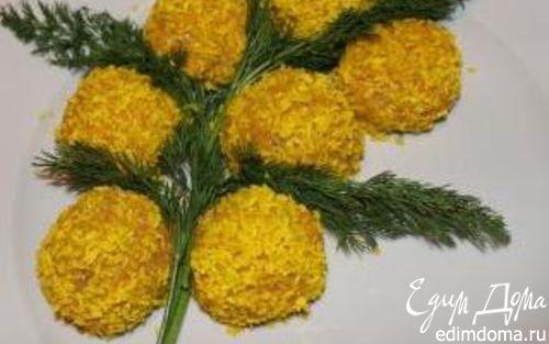 Рецепт Нежное песочное пирожное с вишней и фундуком