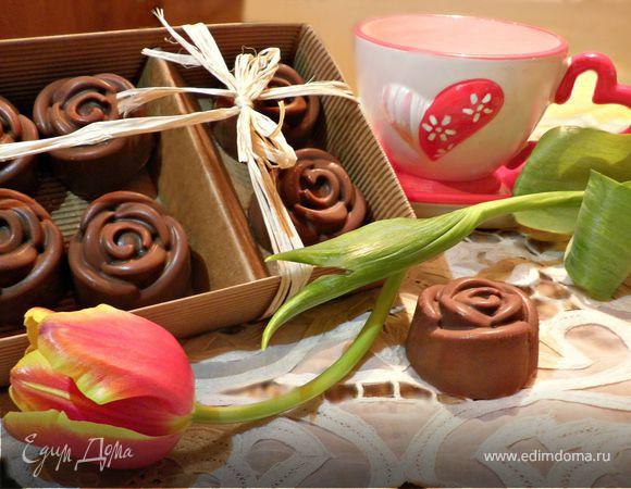 """Шоколадные конфеты """"Воспоминание"""""""