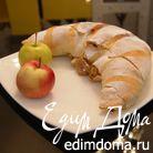 Постный яблочный рулет (українські страви)
