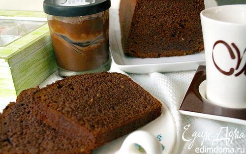 Рецепт – Кекс на шоколадно-ореховой пасте