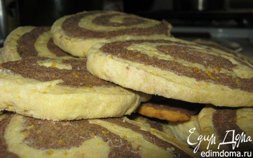 Рецепт Апельсиновые колесики