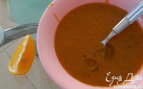 Рецепт Чечевичный суп-пюре для худеющих