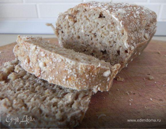 """Ленивый"" хлеб от Найджелы Лоусон"
