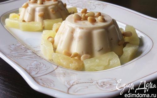 Рецепт Ананасовый десерт