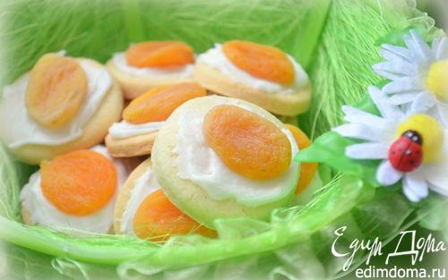 Рецепт Милое пасхальное печенье