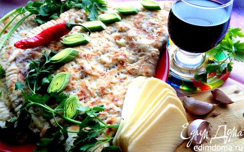 Рецепт Мясные лепешки на сковороде