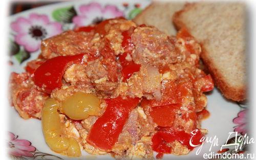 Рецепт Лечо. Закарпатская кухня