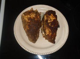 Куриная грудка со специями
