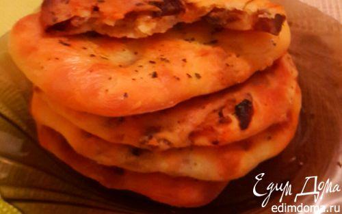 Рецепт Осетинские лепешки с начинкой