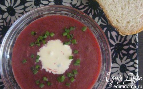 Рецепт Свекольно-цитрусовый суп