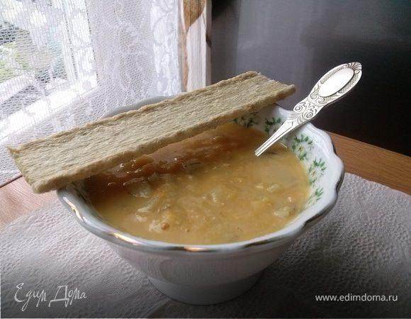 суп с фрикадельками и красной чечевицей рецепт с фото