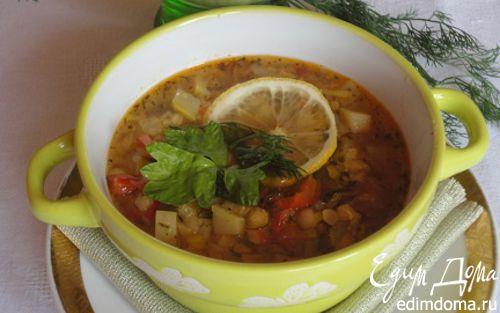 Рецепт Жгуче-освежающее рагу