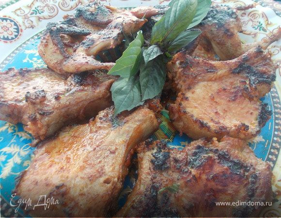 Универсальный маринад-соус для мяса и птицы