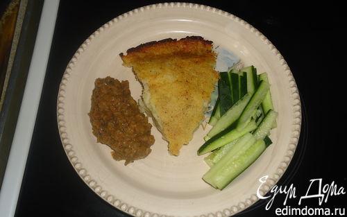 Рецепт Запеканка из картофеля и цветной капусты