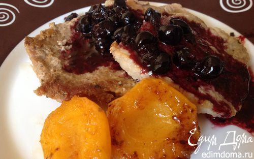 Рецепт Свинина с соусом из черной смородины