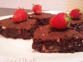Шоколадный Брауни (веган)
