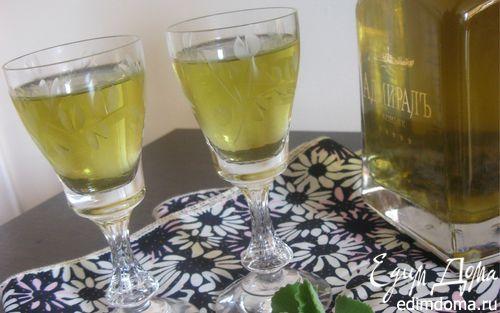 Рецепт Мятный ликер
