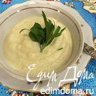 Нежный крем-суп из цветной капусты с голубым сыром