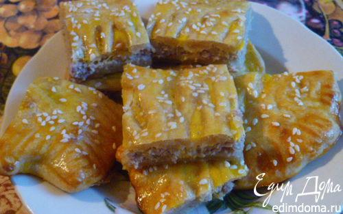 Рецепт Быстрое слоеное тесто на закваске