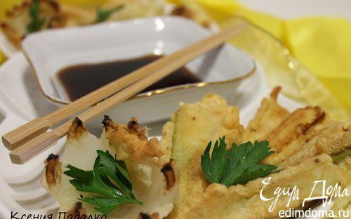Рецепт Овощи темпура
