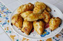 Хрустящие пирожки с мясом