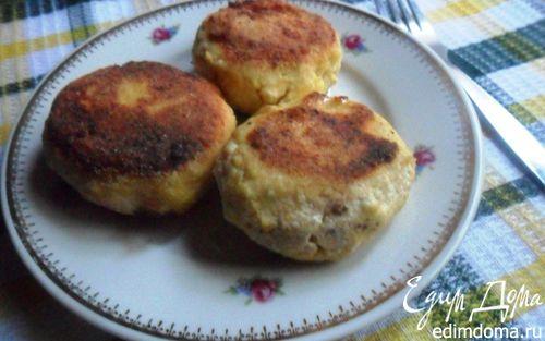 Рецепт Сырники с кукурузной мукой
