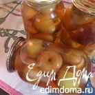 Яблочки в яблочном соке