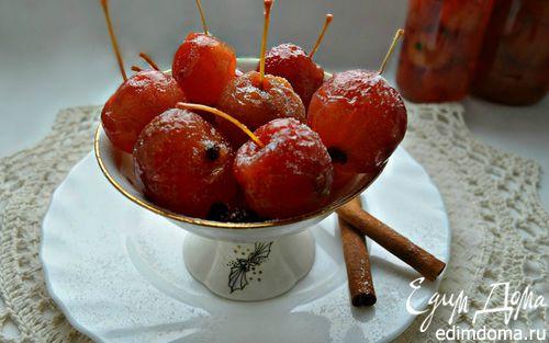 Рецепт Ароматное варенье из райских яблок