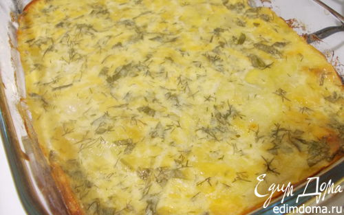 Рецепт Картофельная запеканка (potato dauphinoise)