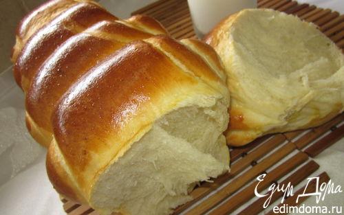 Рецепт Японский молочный хлеб