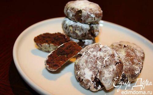 Рецепт Шоколадные пряники с трещинками