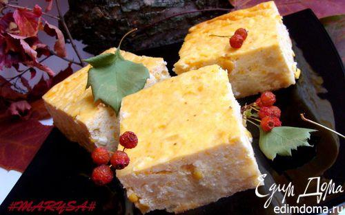 Рецепт Творожно-сырная запеканка с цветной капустой