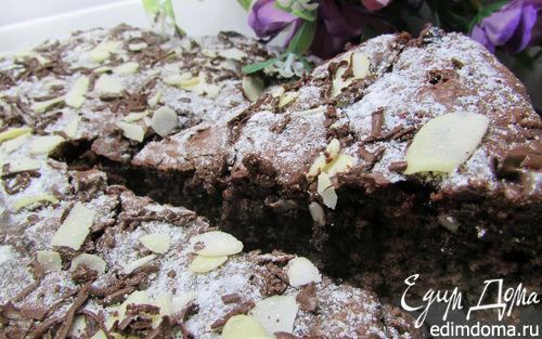 Рецепт Шоколадный пирог со свеклой