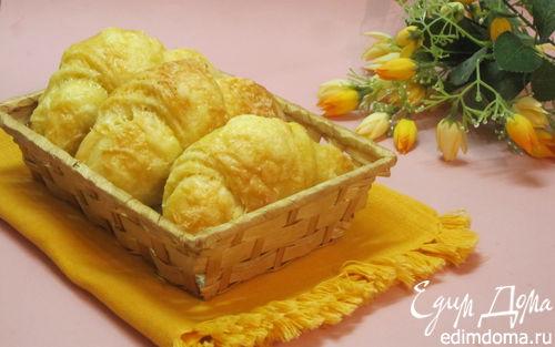 Рецепт Сырные круассаны
