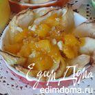 Тыквенно-яблочный десерт