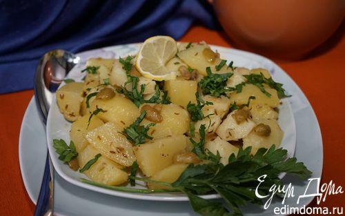 Рецепт Жареный картофель по-мароккански