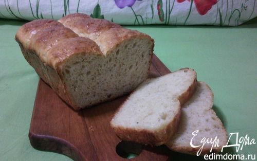 Рецепт Картофельный хлеб с отрубями